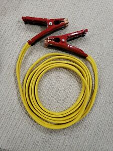 Jumper Cables Coleman 16 Long Heavy Duty 4 Gauge Truck Auto Booster Cables