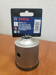 Bosch 2 9 16 In Sds plus Speedcore Thin wall Core Bit For Removal Of Masonry