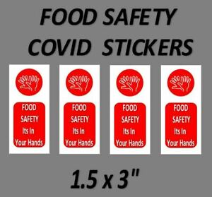 5 Food Safe Vending Machine Candy Stickers Label Free Shipping