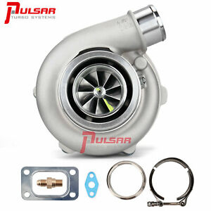 Pulsar Gtx3076r Gen Ii Ceramic Dual Ball Bearing Turbo Billet Compressor T3 0 82
