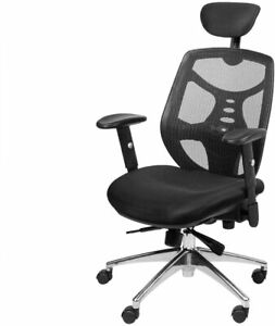 Home High Back Office Chair 300 Lb Capacity Ergonomic Computer Mesh Recliner
