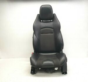 10 16 Nissan 370z Convertible Front Left Driver Seat Heated Cooled Black 459 Oem