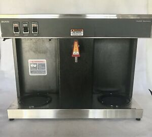 Bunn 07400 0005 Vlpf Automatic Commercial Coffee Brewer 2 Warmers As Is