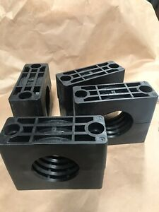 Stauff Pipe Clamps Gr 8 Polyamide 8 Each