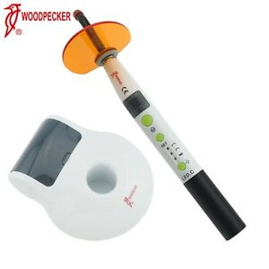 Woodpecker Dental Curing Light Cordless Cure Lamp Replace Battery Led c Original