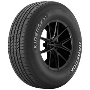2 215 75r15 Hankook Kinergy St H735 100t Whitewall Tires