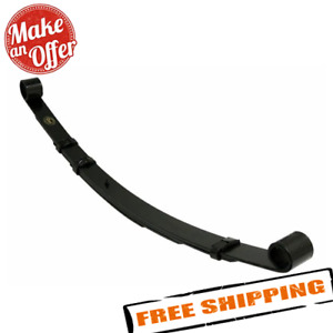 Crown Automotive 4886186aa Rear Leaf Spring Assembly For 84 01 Jeep Cherokee Xj