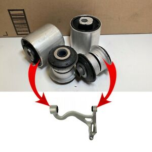 Front Lower Control Arms Bushing For 2003 04 05 2006 Lincoln Ls 2 Set Complete
