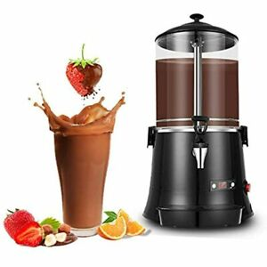 10l Commercial Hot Chocolate Maker Machine Chocolate nbspdispenser nbspwarmer Ce