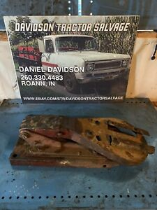 Farmall 300 350 400 450 Tractor Ihc Ih Seat Assembly Antique Tractor