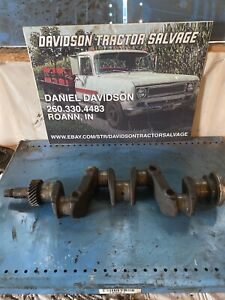 Farmall H Engine Crankshaft