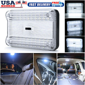 12v 36 Led Car Vehicle Interior Dome Roof Ceiling Reading Trunk Light Lamp Usa