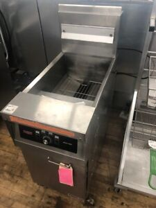 Reconditioned used Fph50sc Gas Fryer W Filter Frymaster