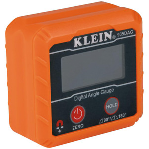 Digital Angle Gauge And Level Strong Magnetic Base High Visibility