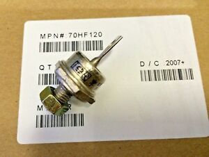 70hf120 70a 1200v Recovery Diode By Ir Lot Of 10
