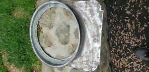 79 Pontiac Trans Am 403 Shaker Scoop Adapter Plate