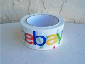 36 Rolls Official Ebay Packing Shipping Tape best Quality