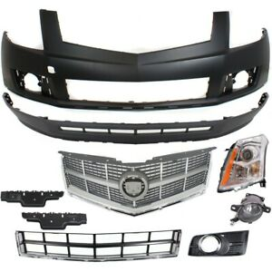 Auto Body Repair Kit Front For Cadillac Srx 2010 2012