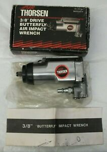 Thorsen 3 8 Butterfly Air Impact Wrench 58007