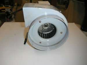 Squirrel Cage Blower W 115vac Motor 5475