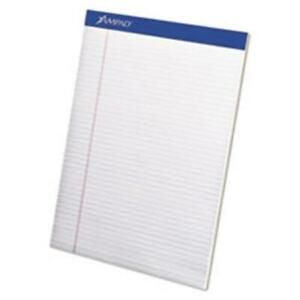 Mead Legal Ruled 8 5 X 11 Pad White 50 Sheets