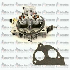Motor Man 17089062 Fuel Injector Throttle Body 1989 90 Chevy Pontiac 5 0l