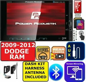 2009 12 Dodge Ram Truck Am fm Bluetooth Touchscreen Usb Sd Aux Car Radio Stereo