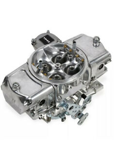 Demon Mad 750 vs 750 Cfm Aluminum Mighty Demon Carburetor Vacuum Secondaries