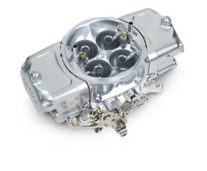 Demon Mad 750 ms 750 Cfm Mighty Aluminum Demon Carburetor Mechanical Secondaries