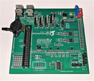Speeduino 0 4 3c Arduino Standalone Engine Management Ecu Diy Kit 2 5bar Map