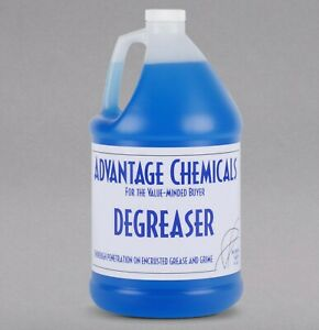 1 Case 4 Gallons Degreaser Grease Grime Cutter Safe On Stainless Aluminum