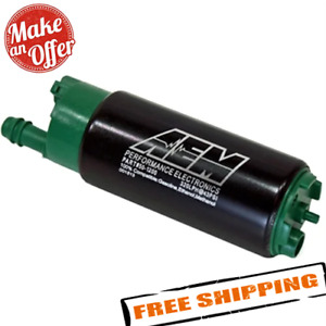 Aem Electronics 50 1200 Universal High Flow In tank Fuel Pump 320 Lph
