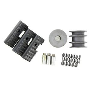 Ridgid 26187 1224 Threading Machine Jaw Insert And Roll Set For Pe coated Pipe