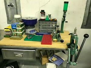 RCBS ROCK CHUCKER RELOADING EQUIPMENT