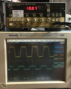 Hp 8111a Pulse Function Generator 20mhz