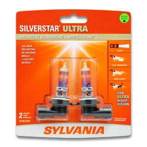 Sylvania Silverstar Ultra Front Fog Light Bulb For Ram 1500 2500 3500 Bu