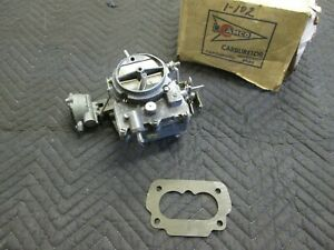 Remanufactured Vintage Gm 2 Jet Rochester Carburetor Pontiac Chevrolet Camco 2gv