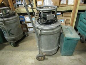 Greenlee Vacuum blower 690 Fishing System Parts Only