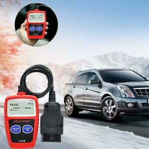 Obd2 Code Reader Ms309 Scanner Obdii Eobd Can Car Engine Auto Diagnostic Tool