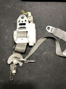 2007 2008 2009 2010 2011 Toyota Camry Front Right Seat Belt Retractor Gray Oem