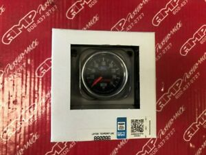 M 10883 Bfse Autometer Ford Racing Water Temp Gauge 880086