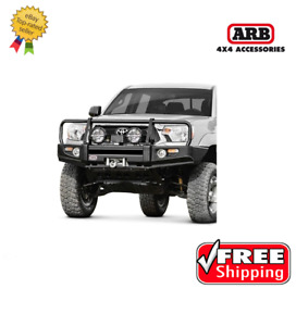 Arb 4x4 Accessories Front Deluxe Bull Bar For Toyota Tacoma 2012 2015 3423140