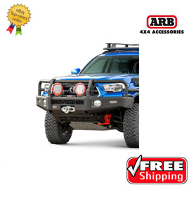 Arb 4x4 Accessories Front Summit Combo Bar For Toyota Tacoma 2016 2020 3423160