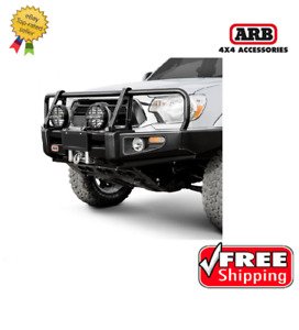 Arb 4x4 Accessories Deluxe Bull Bar For Toyota 4runner pickup 1986 1993 3414070