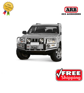 Arb 4x4 Accessories Deluxe Bull Bar For Jeep Grand Cherokee Wk 2005 2007 3450130