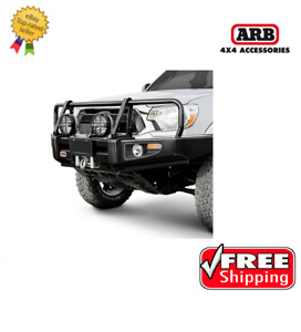 Arb 4x4 Accessories Deluxe Bull Bar For Dodge Ram 1500 To 3500 2002 2005 3452020