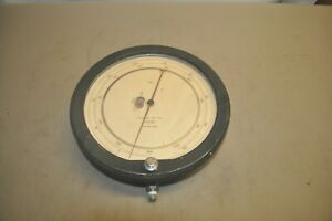0 To 1000 Psi High Pressure Gauge 6 Inch Large Heise 17617 Free Shipping