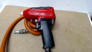 Snap On Air Impact Wrench 3 8 Mg325 W Hose