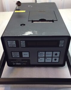 Laser Particle Counter Metone Model 237b 3 1 1