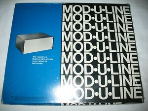 New Sealed Moduline Electronic Instrument Enclosure 17 X 14 X 5